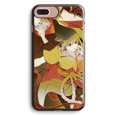 Brothers Naruto Apple iPhone 7 Plus Case Cover ISVD251