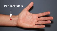 Acupressure can relieve heart palpitation. Pericardium 6 is a powerful point to reduce heart palpitation. To get the most from Pericardium 6,