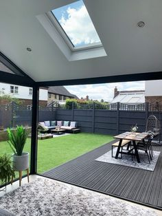 Our Modern Conservatory Extension- Before and After Home Renovation Project 5 - Mummy Daddy Me # Modern Conservatory, Conservatory Extension, Conservatory Interiors, Conservatory Dining Room, Back Garden Design, Modern Garden Design, Garden Room Extensions, Home Extensions, Backyard Renovations