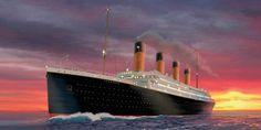 Titanic. L'esposizione