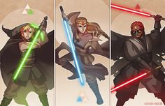 STAR WARS: Legends by shattered-earth