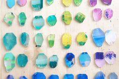 オトナかわいい♪簡単【プラバンアクセサリー】の作り方&デザインアイディア