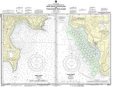 Mariana Islands Bahia Laolao, Saipan Island and Tinian Harbor, Tinian Island