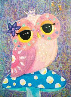 owl princess - Google Search