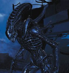 Alien preatorian