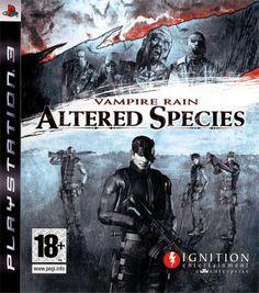 Vampire Rain Altered Species