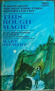 This Rough Magic (1964) by Mary Stewart