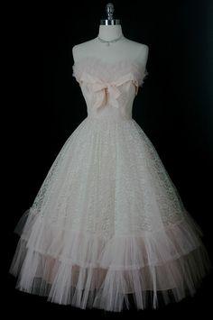 50's prom dress <3