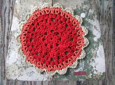 Kvete... červeně