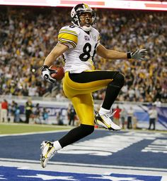 Hines Ward, Pittsburgh Steelers