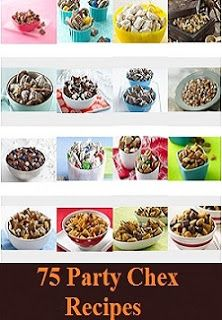| 75 Party Chex Mix Recipes {Appetizers} | http://sewlicioushomedecor.com