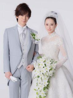 「KSK」を熱唱!みんなが憧れるラブラブ夫婦DAIGOと北川景子の羨ましすぎる結婚式レポ♡にて紹介している画像