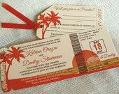 Deposit - Paradise Sunset Boarding Pass