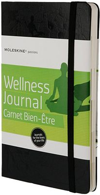 Moleskine Passion Notebook : Wellness