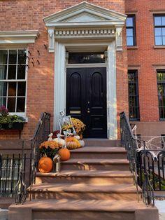 October in New York Halloween 2019, Holidays Halloween, Halloween Decorations, A New York Minute, Enjoy The Sunshine, West Village, Holiday Fun, Holiday Ideas, Seasonal Decor