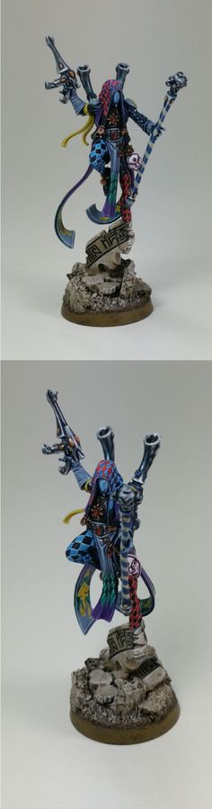 The Internet's largest gallery of painted miniatures, with a large repository of how-to articles on miniature painting Warhammer Eldar, Warhammer Armies, Warhammer Figures, Warhammer 40k Miniatures, Warhammer Fantasy, Interior Design Lounge, Projects To Try, Games Worshop, Geek Stuff