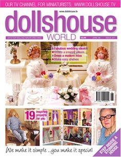 Dolls House World  http://www.allmagazinestore.com/dolls-house-world-2/