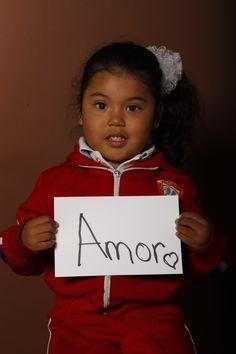 Love, Victoria Carranza,Estudiante, Jardin de niños Miguel F. Martinez, Monterrey, México