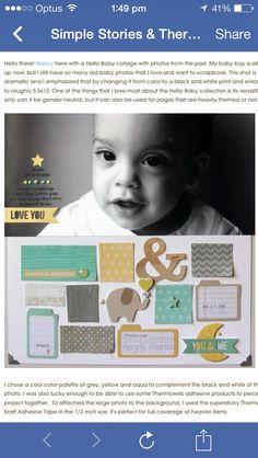 Baby grid