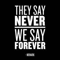 #NowPlaying: Something by @monarkband  #lyricsoftheday #ipod #playlist #quote