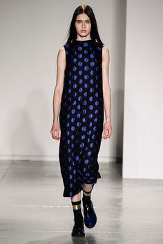 Suno Fall 2014 Ready-to-Wear Fashion Show