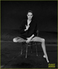 Angelina Jolie Talks Marriage, Her Health, Family & More with 'WSJ': Photo #3500280. Angelina Jolie Pitt stars in this gorgeous black and white photo shoot for WSJ's new issue, where she's been named the 2015 Entertainment/Film Innovator.    Here's…