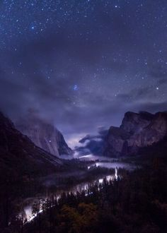 Tunnel View in Yosemite National Park by Toby Harriman Photography. 12/7/14