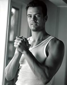 well, we will just have to pin you in my pretty section .Josh Duhamel