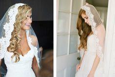 velo de novia con pelo suelto - Buscar con Google