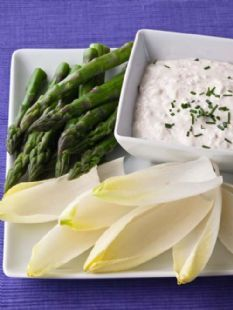 Barefoot Contessa - Recipes - Chunky Blue Cheese & Yogurt Dip