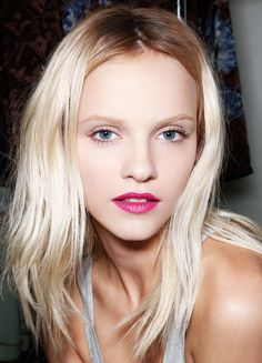 How to Go Platinum Blond for Summer (Without Frying Your Hair) via @ByrdieBeauty