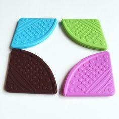 Silicone Sew-on Teething Corners