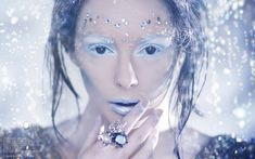 Snow Queen - DKP by ~polachair on deviantART