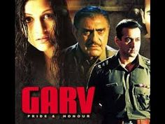 Garv: Pride and Honour – 2004 Indian action Movie directed by Puneet Issar. Starring Salman Khan, Shilpa Shetty,Arbaaz Khan and Amrish Puri….Story by … Arbaaz Khan, Salman Khan, Indian Action Movies, Amrish Puri, Anu Malik, Shilpa Shetty, Action Film, Bollywood, Pride