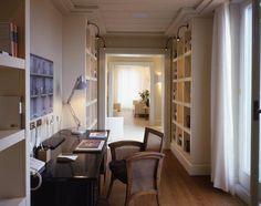 RFHHotel De Russie Nijinsky Suite Library