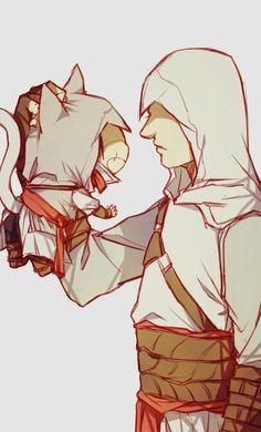 Assassin'sCreed EA by LKiKAi