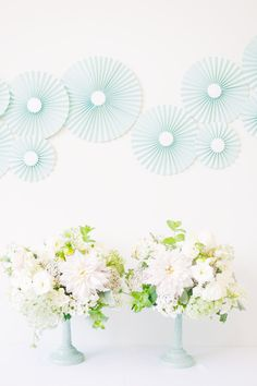 gorgeous #bridal #shower full of pastels |  Photography by asianbeesphotography.com, florals by http://www.hautehorticulture.com  Read more - http://www.stylemepretty.com/2013/08/23/watercolor-inspired-bridal-shower-from-annabella-charles-photography/