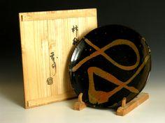 Shoji Hamada Plate available at www.philrogerspottery.com/shoiji-hamada