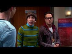 Sheldon tries to fake a smile. Hilarious!