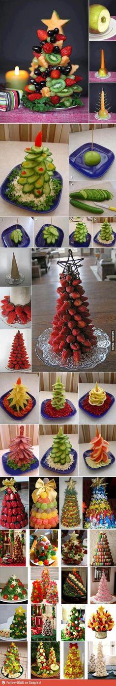 I heard you like Christmas Trees!!! Bebe'!!! Wow...all kinds of trees!!!