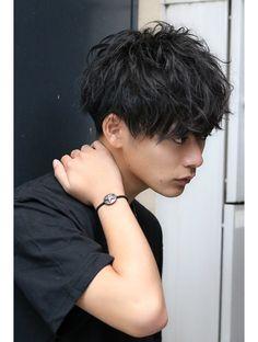 Hair Arrange, Grunge Hair, Asian Boys, Hair Inspo, Hairstyle, Mens Fashion, Funny, Cute, People