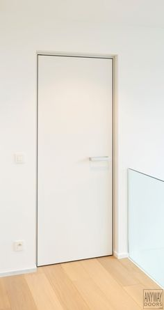 Moderne blokdeur op maat