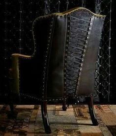 Korsett stol