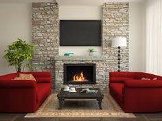 erdnuancen und rotes sofa kombinieren | wohnzimmer | pinterest ... - Bilder Wohnzimmer Rot