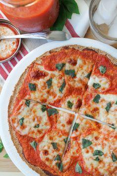 15 Minute Margareta Pizza – Gluten Free