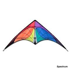 Prism Nexus Stunt Kite - $64.99 Kites For Kids, Dragon Kite, Kitty Hawk Kites, Stunt Kite, Spectrum, Products, Gadget