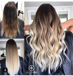 Are you going to balayage hair for the first time and know nothing about this technique? We've gathered everything you need to know about balayage, check! Brown Blonde Hair, Dark Brown To Blonde Balayage, How To Turn Brown Hair Blonde, Blonde Ombre Hair Medium, Medium Balayage Hair, Short Balayage, Blonde Honey, Honey Hair, Hair Color Balayage