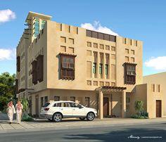 Mr. Abduallah Al Utaibi Private Villa on Behance