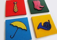 Ideias Personalizadas : DIY: Quadros Decorativos How I Met your Mother Geek Decor, How I Met Your Mother, Mother Painting, Yellow Umbrella, Himym, Diy Gifts For Boyfriend, I Meet You, Cute Diys, Diy Canvas