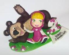 Risultati immagini per torte masha e orso pinterest